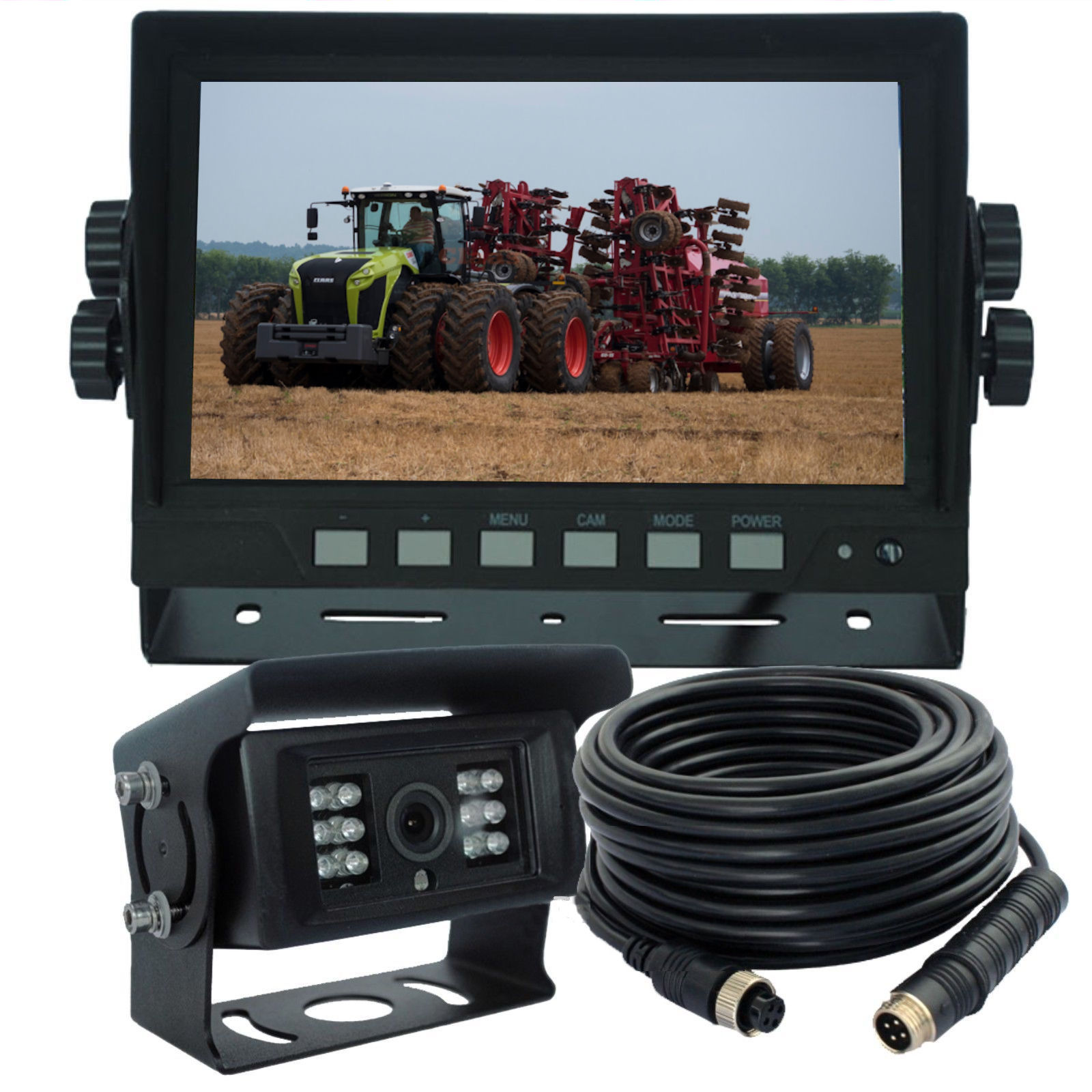 Wireless Reversing Camera System With 7 Monitor Truck Guard Wiring Backup 39291 Add To Basket