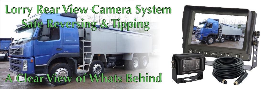 Lorry Reversing Camera System