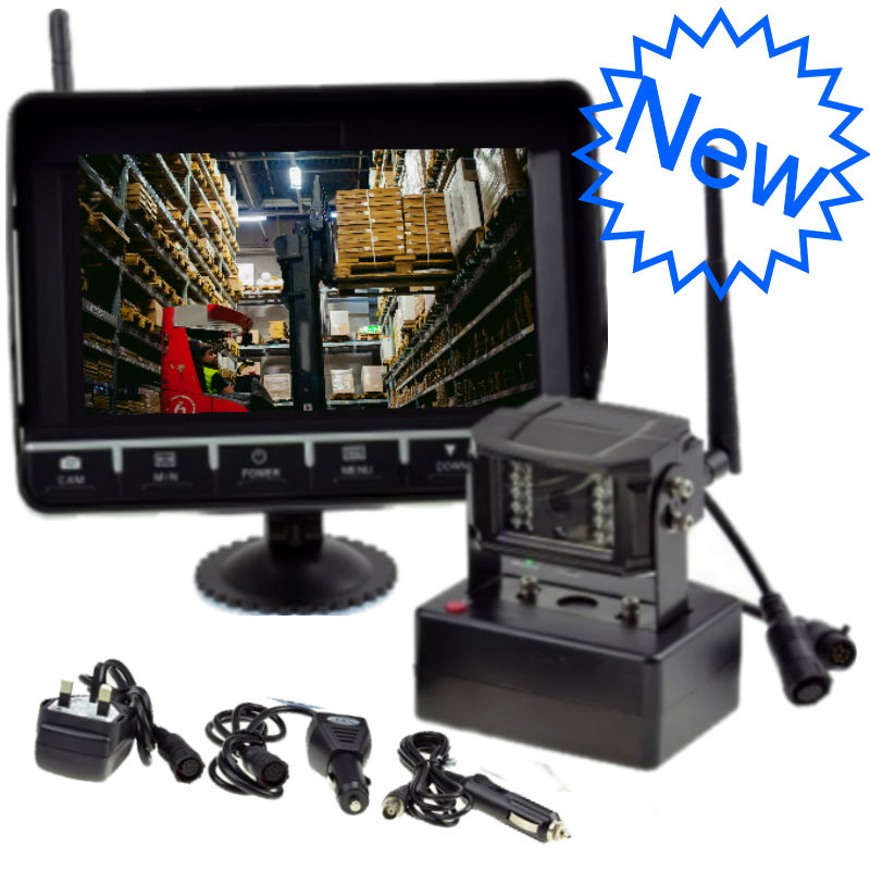 magmount wireless camera kit