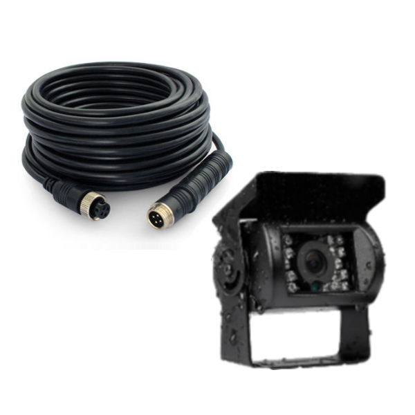 Reversing camera and 15m cable
