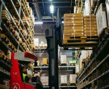 Forklift Truck Safety At Work